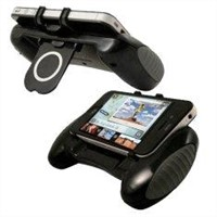 Game Controller Hand Grip Holder Case For iPhone 4