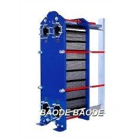 Gasket Plate Heat Exchanger 300 to 800 kW 16 kg/s (250 gpm) for Chemical Industry