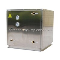 Geothermal Heat Pump with Low Temp - 25 degree