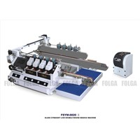Glass Double Round Edging Machine