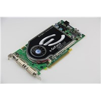 Graphics Cards EVGA Nvidia Geforce 8800GTS 320MB