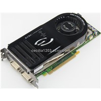 Graphics Cards EVGA Nvidia Geforce 8800GTS 640MB PCIe Vedio Card