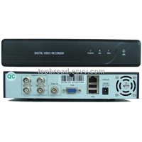 HOT wholesale 4ch H.264 stand-alone DVR made in china with good price(TB-DVR4NL)