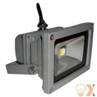 High Bright Red, Green, Blue 10W LED Flood Light fixtures 115*86*85 mm/120 degrees