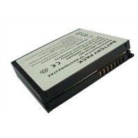 High Capacity Lithium-ion mobile phone cells 3000 mAh PDA battery 3.7V for hp ipaq rx 3700