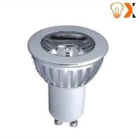 High power Efficient Cool white/Natural white/Warm white 3W GU10 LED Spot lighting bulbs