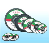 High-speed Resin Depressed Center Grinding Wheels