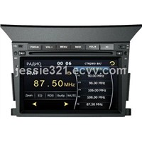 Honda Pilot auto audio video radio car dvd player with GPS