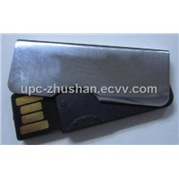 Hot Popular Rotate Metal USB 2.0 Memory