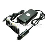 Hot-sale 120W universal laptop DC adapter/Universal Adapter with 8 output pins and 5V 2A USB