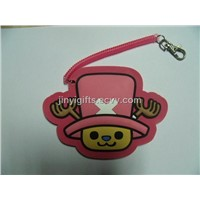 Hot selling Soft PVC Luggage Tag