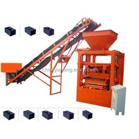 Hot selling concrete brick making machine QTJ40-35B2 (Tianyuan Brand)