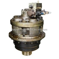 Hydraulic slew drives for excavators