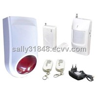 Independent Flashing Siren Alarm FS-F21-A