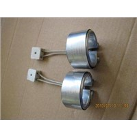Industrial stainless steel flexible mica band heater 150W/3800W