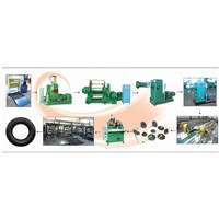 Inner Tube Making Line,Tube Curing Line(Xincheng Yiming)