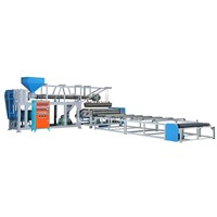 JM-Carpet Compouned Machine