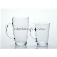 Jesin Glass Beer Mugs