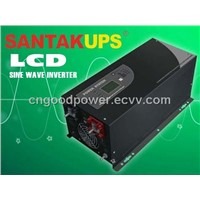 LCD pure sine wave inverter 1000w