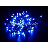 LED 10M/100L White Glue string light