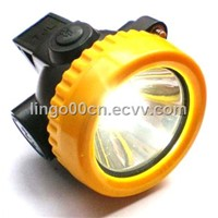 LED Cordless Miners Cap Lamp LED Lighting
