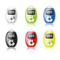 LED Display USB Mini Card Reader Mp3 Player with Microsd Slot BT-P125