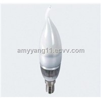 LED candle lamp 3*1w