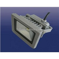 LED flood light for outdoor use