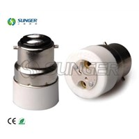 Lamp adapter B22-MR16TC