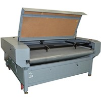 Leather Auto Feed Laser Cutting Machine