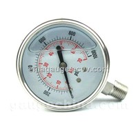 Liquid Filled 63mm Gauge