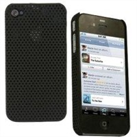 MESH CASE HARD COVER SKIN For iPhone 4 4G