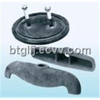 Manhole Device For Industrial Boiler