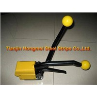 Manual Sealless Steel Strapping Tools A333,Steel Strapping Machine,Packing Tool