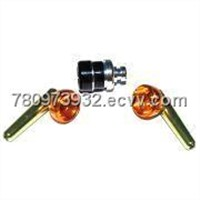 Metal Shell Ear/Concha/Earlap, Made of Aluminum, Suitable for Earplugs