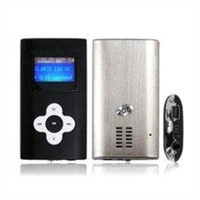 Mini LCD Memory Card Mp3 Player with A - B Repeat Function BT-P106H