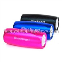 Mini Sport aluminium alloy Micro TF Card MP3 Audio Bike Portable Outdoor Speaker