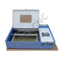 Mini laser engraving machine JCUT-4040B(40W mini laser engraver for stamp engraving)