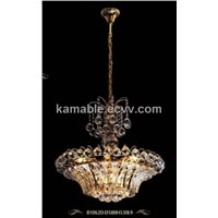 Modern Crystal Chandelier Lighting (81062D)