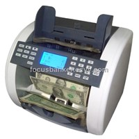 Currency counter for GBP/ MoneyCAT 800 GBP value counting machine