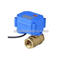 Air Valve / Motorized Valve for Havc, Water Clean Equipment, Air Conditional, Solar System