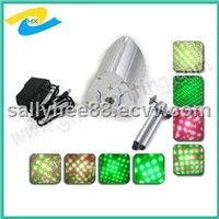Multi-Effects Red & Green Stage Laser Lighting with Sound Control