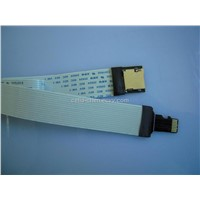New design Micro SD extension Cable,Micro SD-Micro SD extension cable for GPS navigation