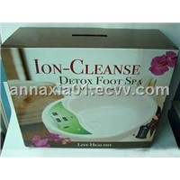 OBK-903 Ion Detox Foot Tub with Remote Control
