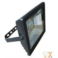 Outdoor LED flood light/Red, Green, Blue LED flood bulb 70W/140 degrees; 25m