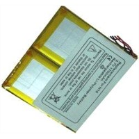 PDA Li-Po Battery 1700mAh/3.7V For Acer N10  Fujitsu Loox 600  Gateway 100X