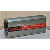 POWER INVERTER  12V-2000W+CHARGING