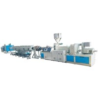 PVC-C High Voltage Cable Protection Pipe Extrusion Line