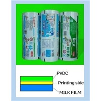 PVDC coated PE milk film
