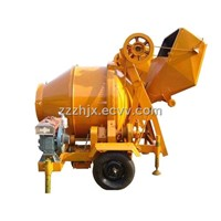 Portable Cement  Mixer  Diesel Concrete Mixer (JZR350)